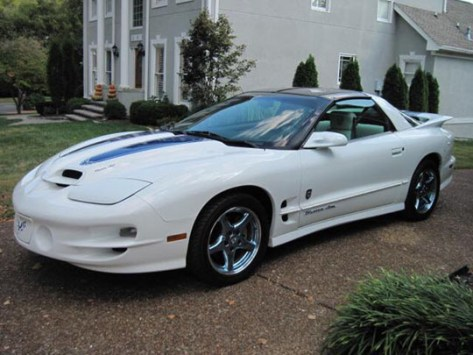 '99 Trans Am 30th Anniversary Edition of Tom Joseph from Clarkston, Michigan.
