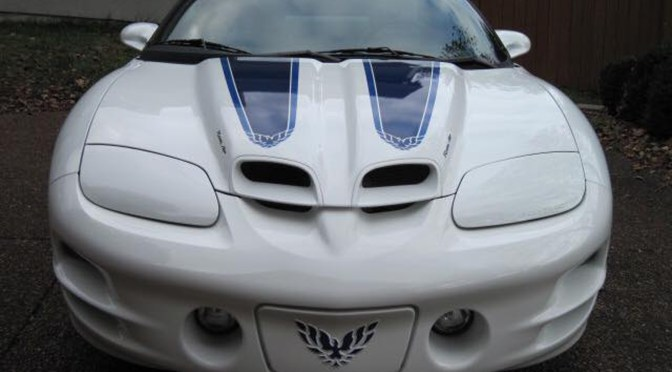 '99 Trans Am 30th Anniversary Edition of Tom Joseph