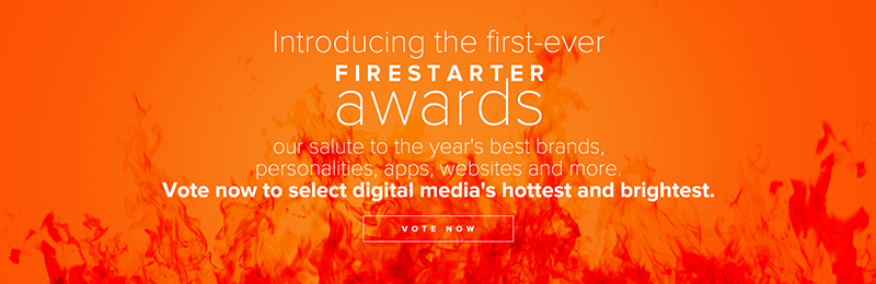 Firestarter Awards