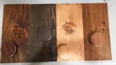 Wood Grain Finish: Jackel Enterprises Box Beam Ceiling Material Match - P1