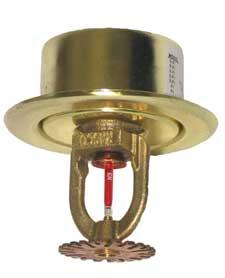 Reliable Glass Bulb Sprinkler