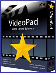 VideoPad Video Editor 10.18 Crack And Patch Key Free Download