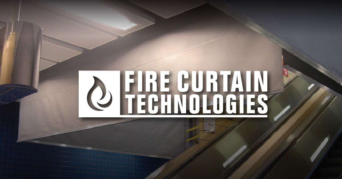 ul certified fire and smoke curtains