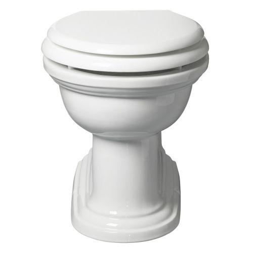 Atlantic gulvstående toilet
