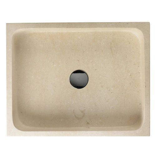 Leros marmor håndvask 2