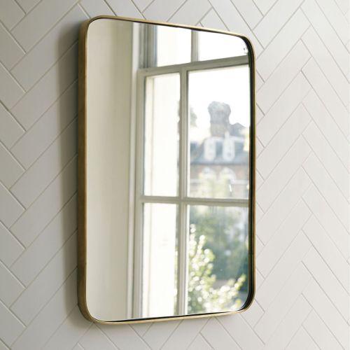 Novak rektangulært spejl 2
