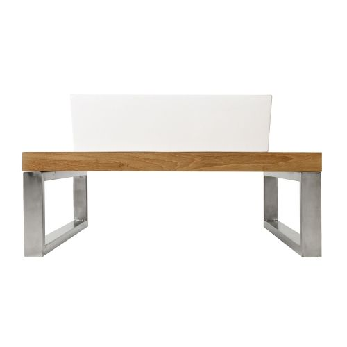 Reclaimed Teak møbel 2