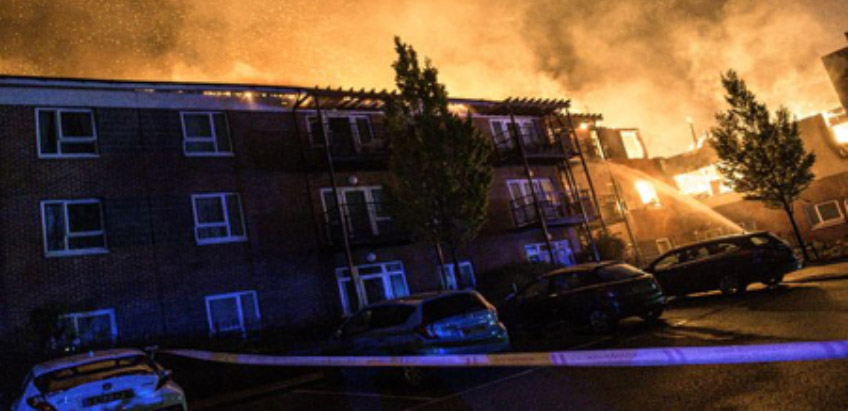 Fires in Care Homes - Fire Defence UK