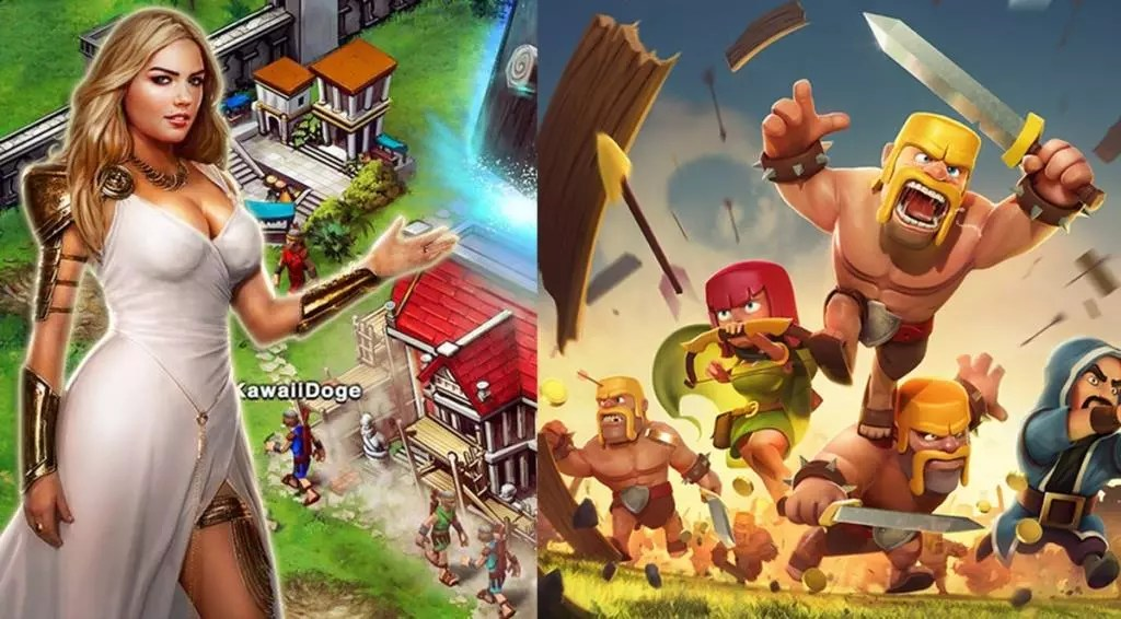 Clash of Clans Game Download Online for PC