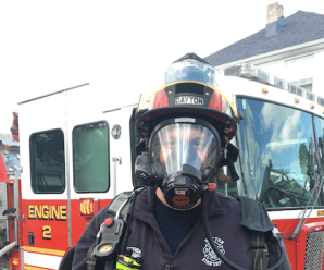 Wearing your SCBA's as the Driver/Operator
