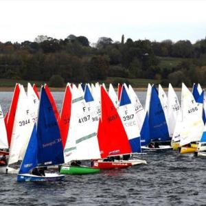 Fireflys at 2017 BUSA/BUCS Fleet Nationals