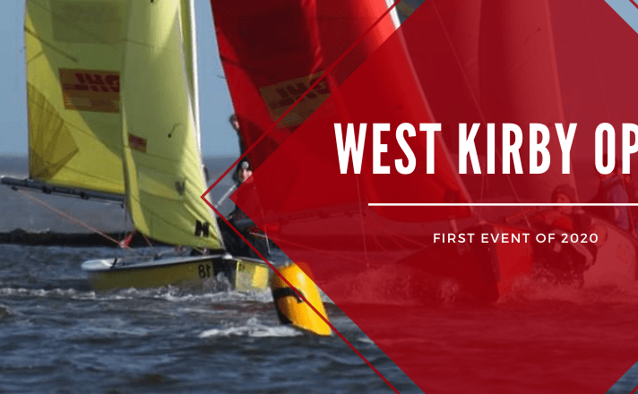 West Kirby Open 2020 Banner