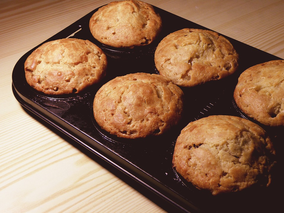 Cranberry Pumpkin Muffin Recipe