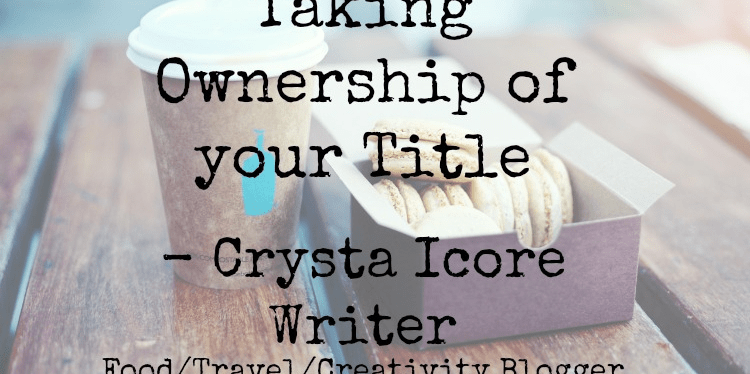 Owning Your Title