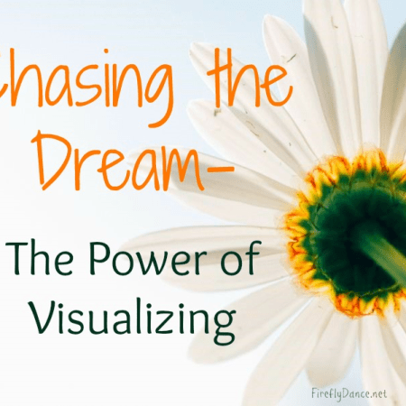Chasing the dream - the power of visualizing