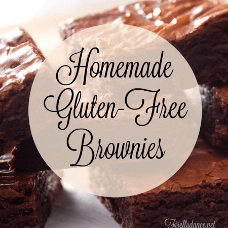 Recipes for Gluten Free chewie brownies