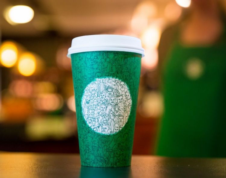 green-cup