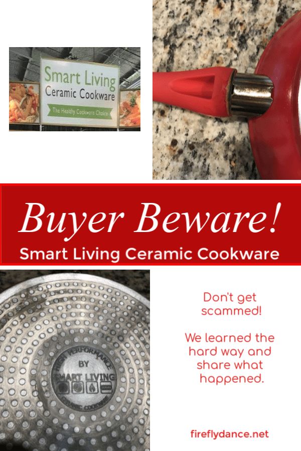 Smart Living Ceramic Cookware