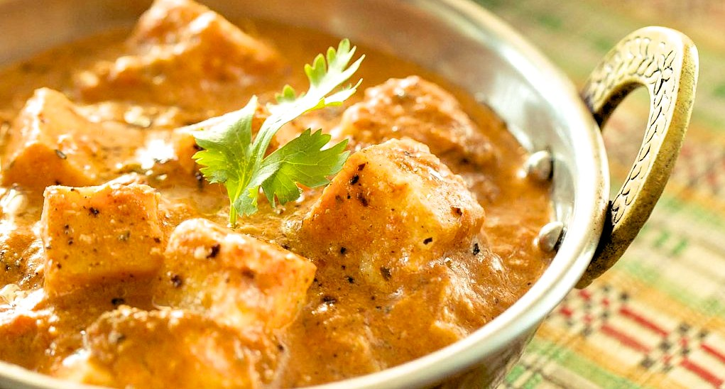 Easy Homemade Paneer Makhani