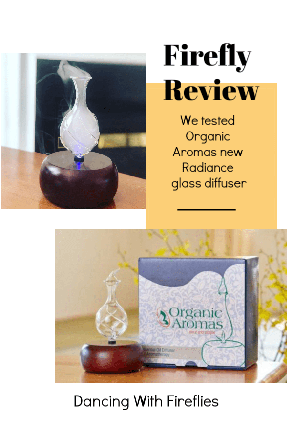 Organic Aromas review