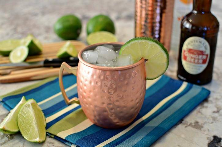 Ultimate moscow mule