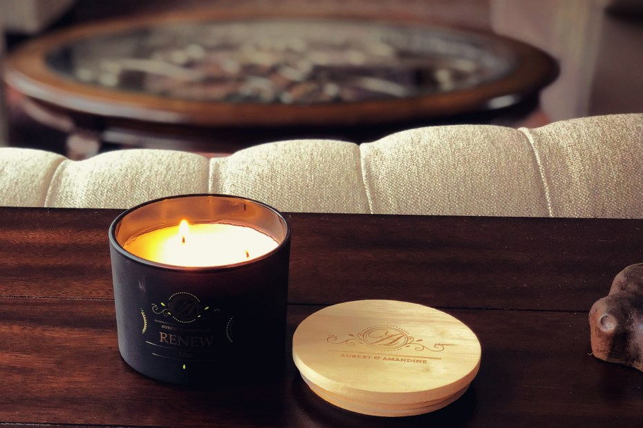 Renew2 - candle