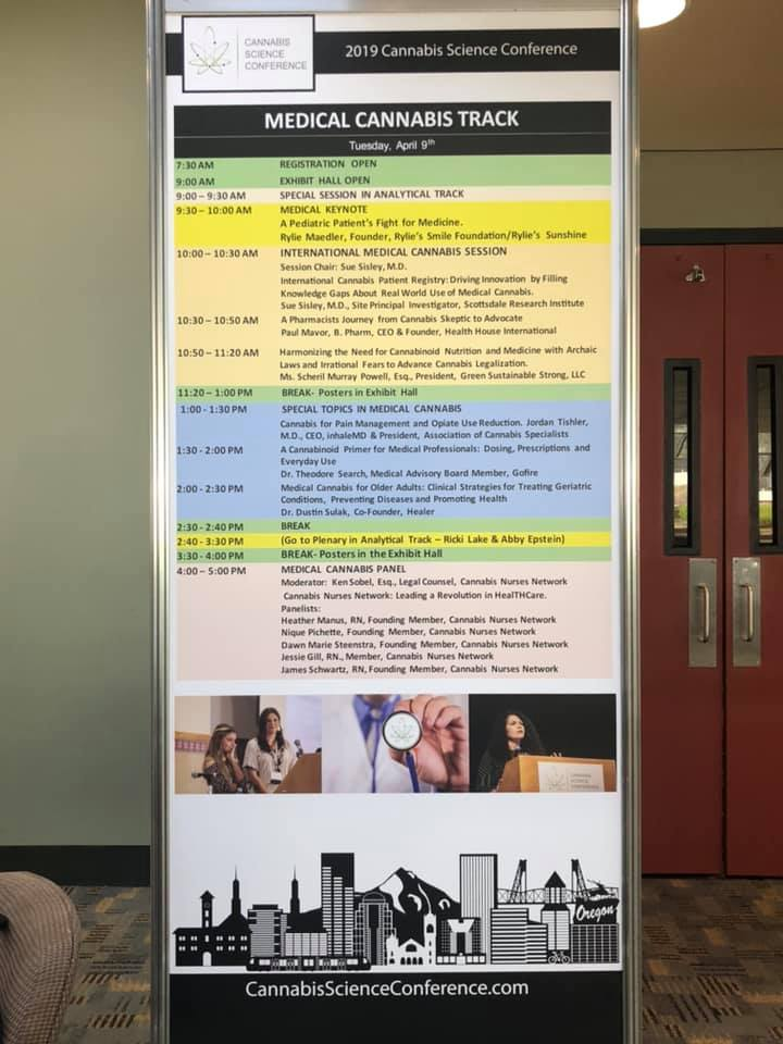 Cannabis Science East Conference 2019