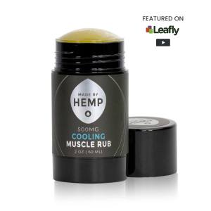 Cooling Muscle Rub - CBD