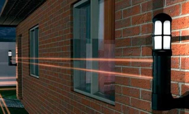 Охранная сигнализация периметра, вторжение и проникновение