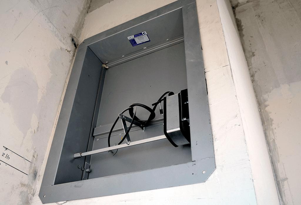 Огнезащитный, огнезадерживающий или противопожарный клапан, отличие