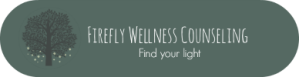 Firefly Wellness Counseling Tree Logo