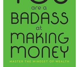 You are a Badass at Making Money Book Cover