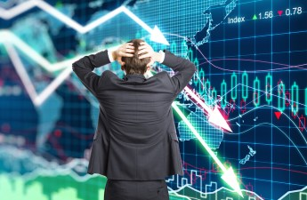 Stock market losses