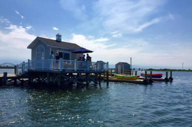 Blue Island Oyster Farm