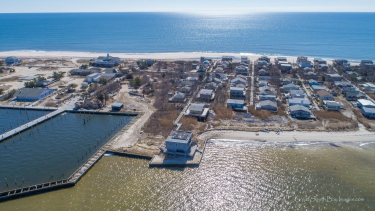 Video and Images: Davis Park Marina and Bayside Between Nor