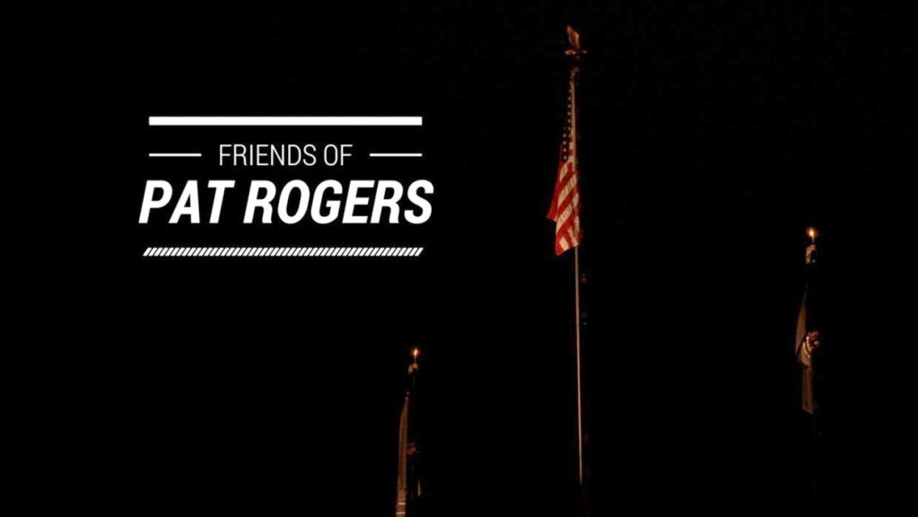 Friends of Pat Rogers Video Recap