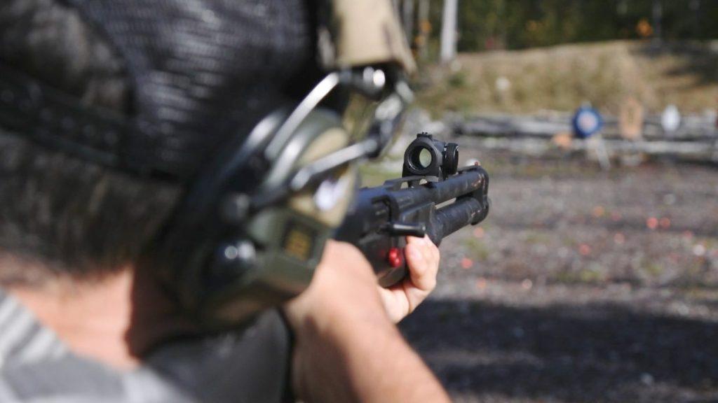 REVIEW: Aimpoint Micro S1 Shotgun Sight 1 - Firearms Photographer | Firelance Media