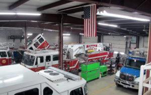 Fire Service, Repair & Maintenance