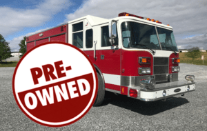 Nationwide Used Fire Truck Sales