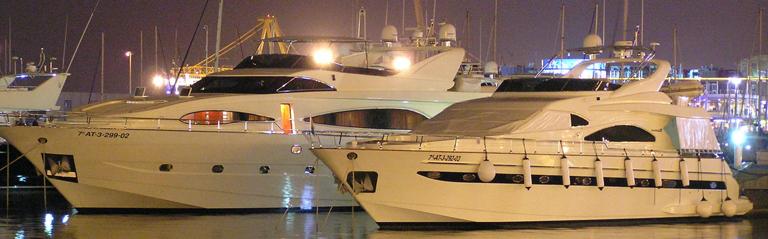 Dan koop je toch gewoon een boot?