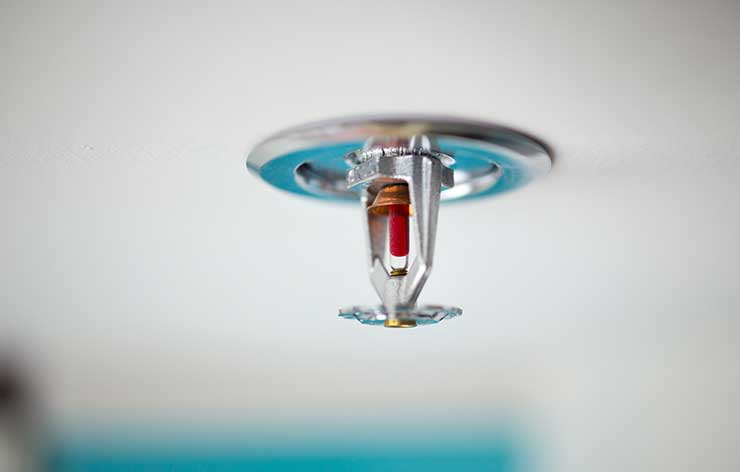 Sprinkler vs SmartMist