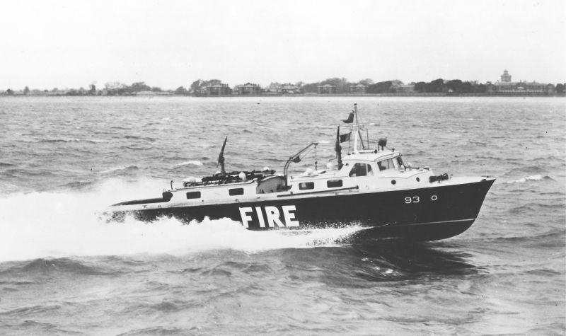RAF Fire Floats (boats)