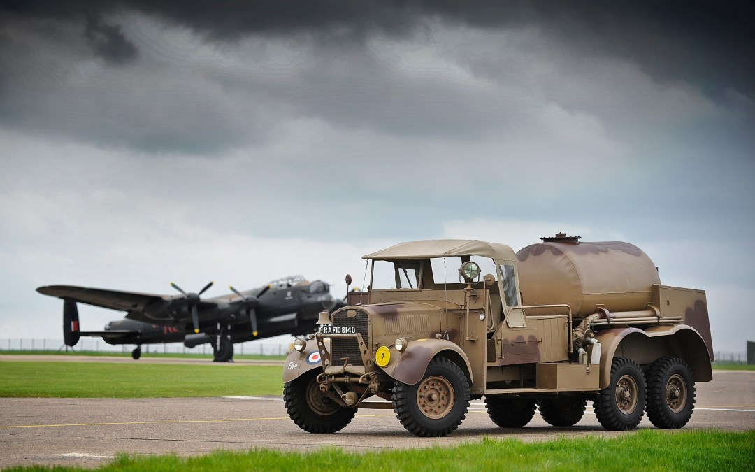 Donate with PayPal Giving Fund: Another Way to Help the Museum of RAF Firefighting