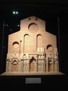 アルノルフォが設計したドゥオモのファサード