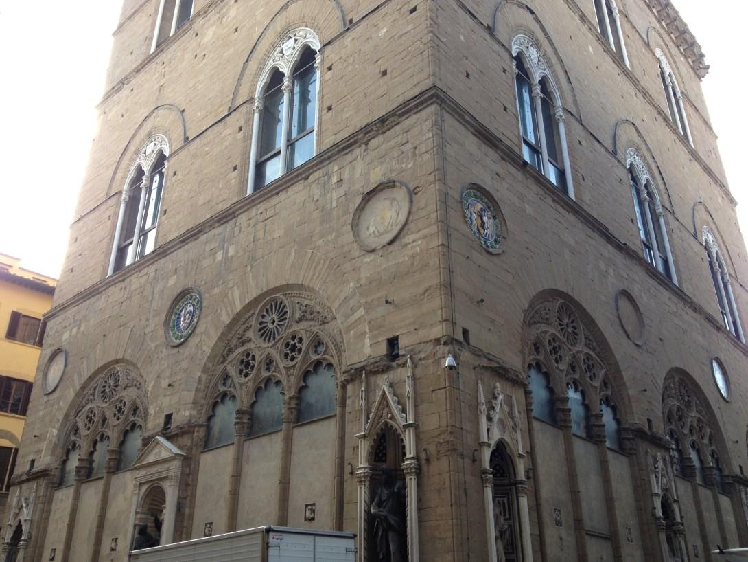 オルサンミケーレ教会