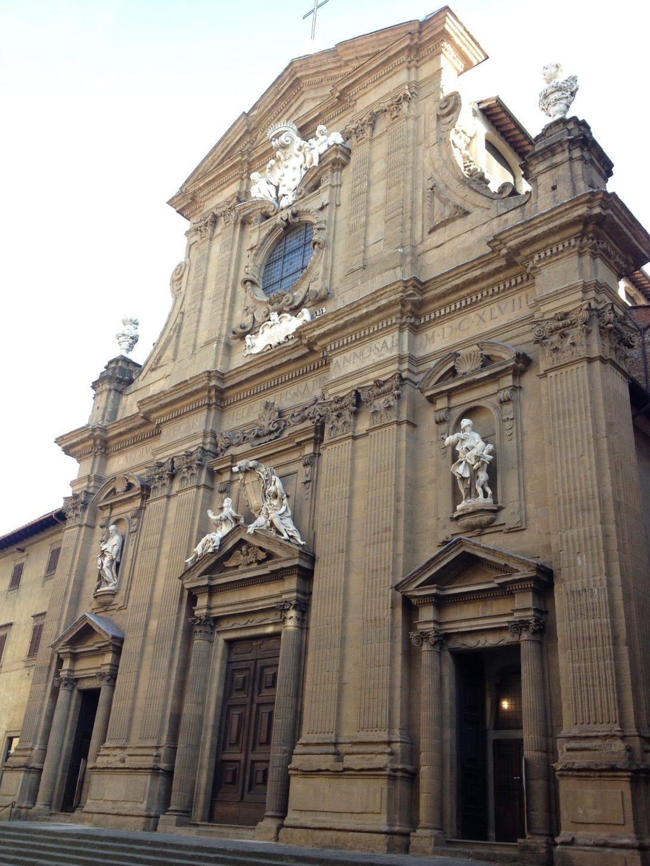 サン・ミケーレ・エ・ガエターノ教会