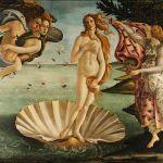 ウフィツィ美術館でボッティチェリ作「ヴィーナスの誕生」に心酔する!