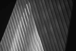 abstract backdrop of modern building roof in sunlight