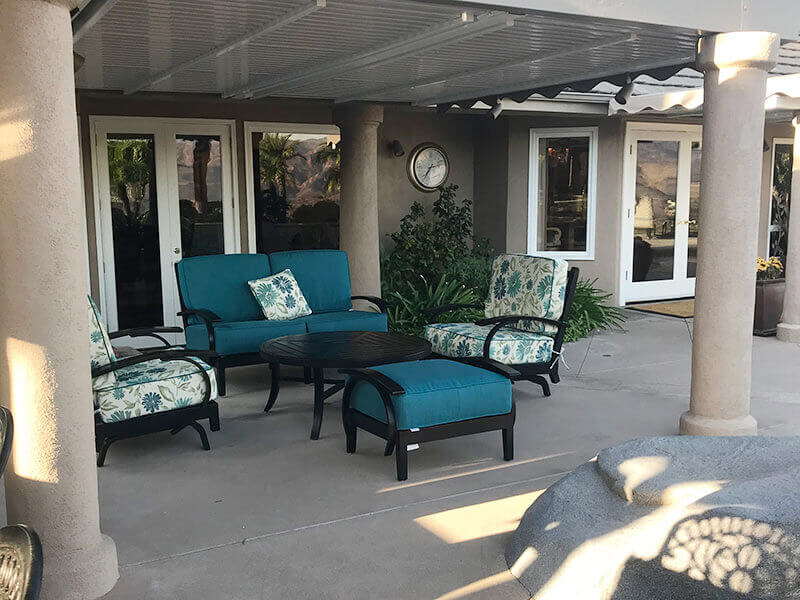 outdoor patio furniture sales repair