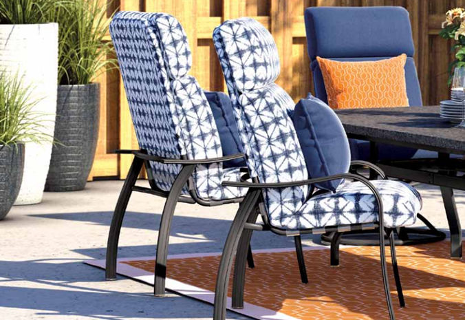 homecrest patio furniture collections